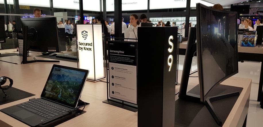 Samsung Knox at Mobile World Congress 2018 | Samsung Knox